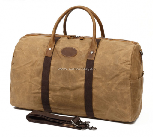 Canvas Travel Duffel Bags