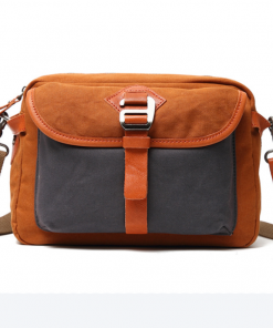 mens canvas messenger bags