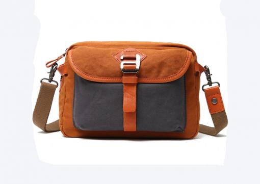 mens canvas messenger bags