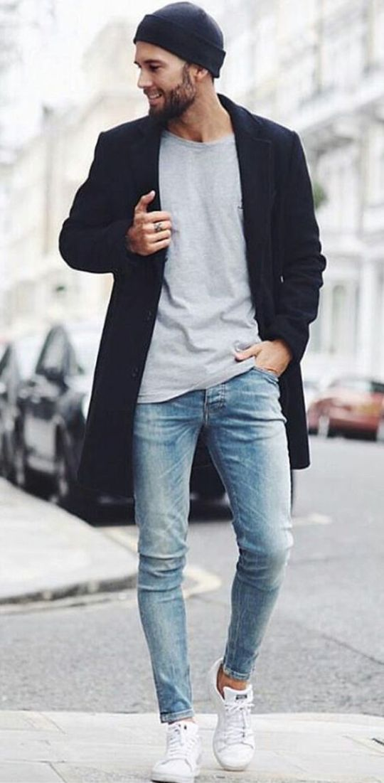 Mens Street Styles Ideas