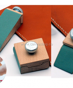 Leather Burnisher Sandpaper Holder