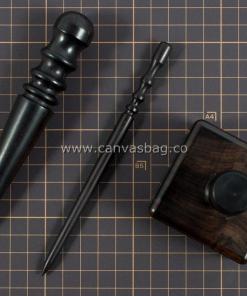 Leather Edge Slicker