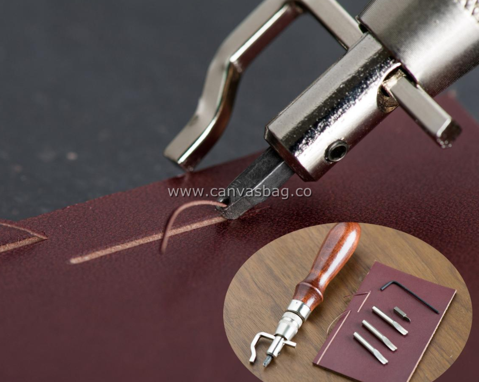 Leathercraft 5 in 1 Groove Tool