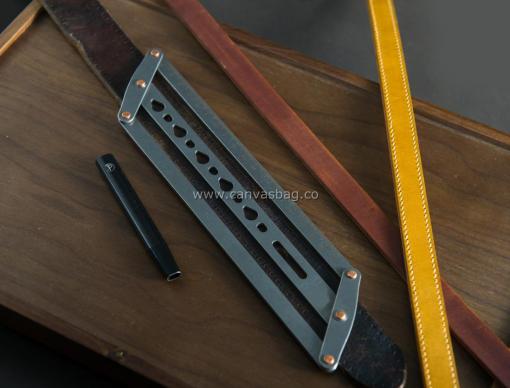 Leather Belt Punching Hole Positioning Ruler