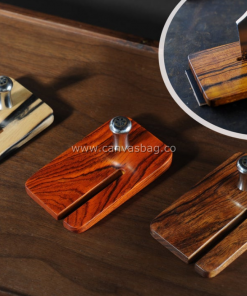 Pull Out Leather Chisel Board