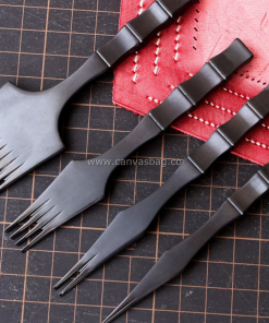 French Style leather Craft Pricking