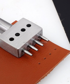 Leather Stitching Prong Punch