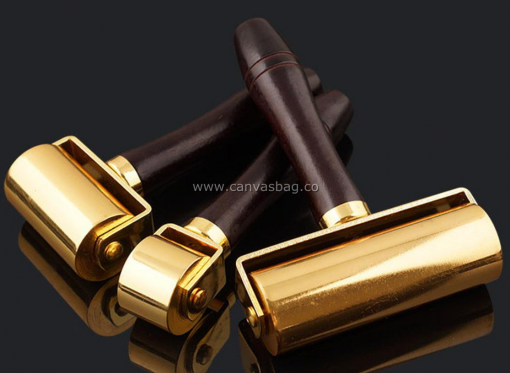 Leather roller tool