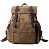 canvas rucksack bag