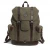 military canvas rucksack backpack